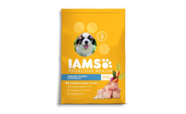 Iams Proactive Health Chicken Dry Puppy Food