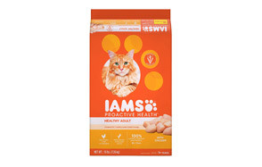 Iams Proactive Health Dry Cat Food with Chicken