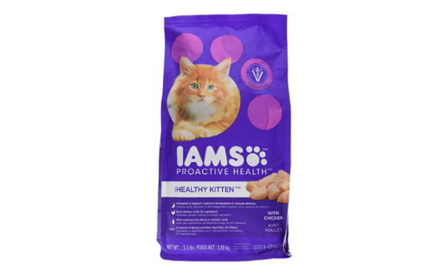 Iams Proactive Healthy Cat Food