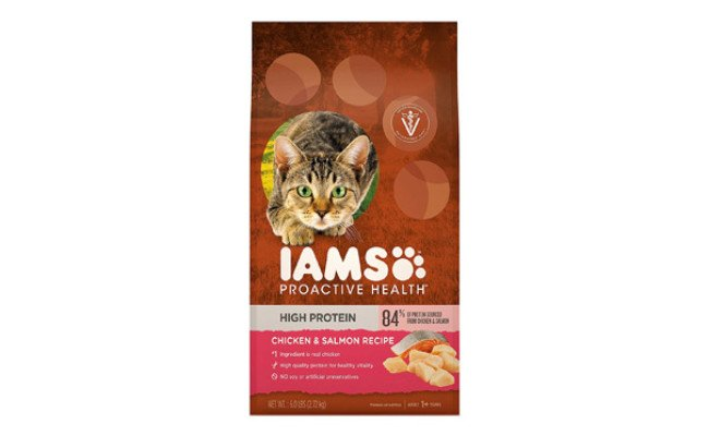 Iams Proactive Health High Protein Cat Food