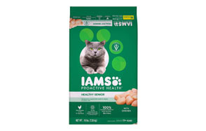 Iams Proactive Health Senior Adult Dry Cat Food