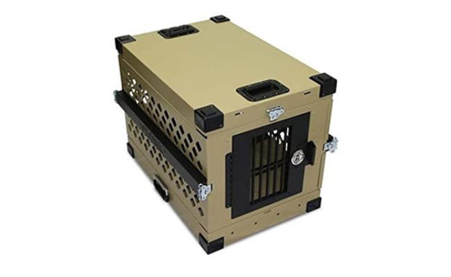 Impact Durable Aluminum Dog Crate