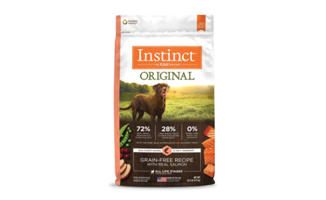 Instinct Grain Free Dry Dog Food