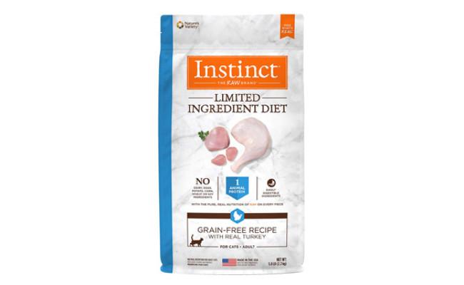 Instinct Limited Ingredient Diet Grain Free Natural Cat Food
