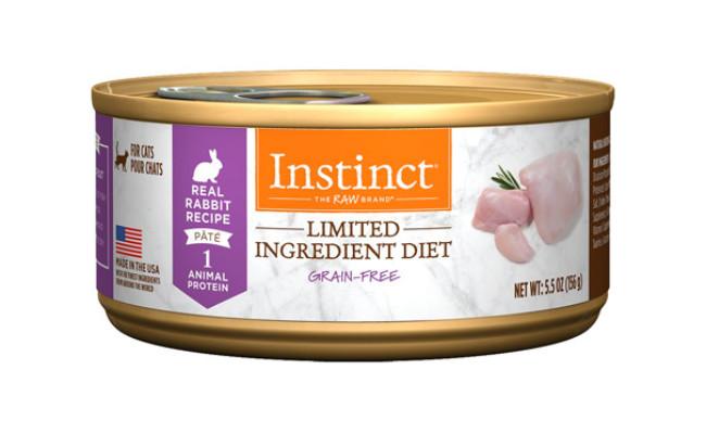 Instinct Limited Ingredient Diet Wet Cat Food