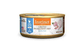 Instinct Limited Ingredient Wet Canned Cat Food