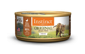 Instinct Natural Wet Canned Cat Food by Nature's Variety