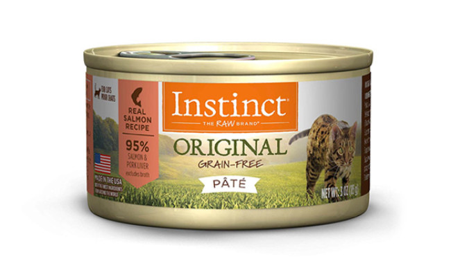 Instinct Original Natural Wet Canned Cat Food