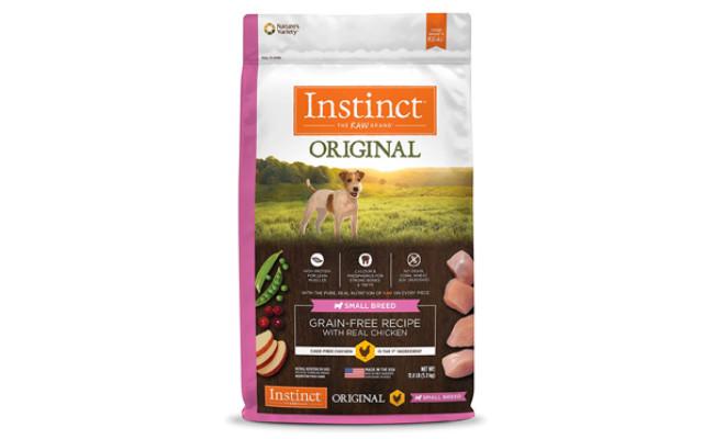 Instinct Original Small Breed Dry Dog Food