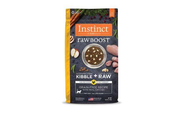 Instinct Raw Boost Cat IBD Diet