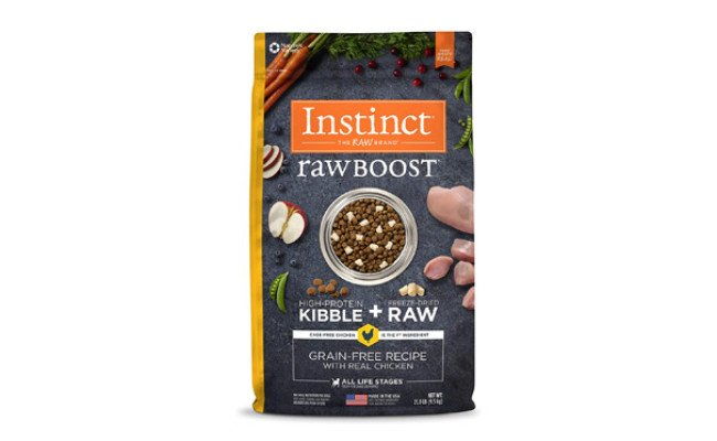 Instinct Raw Boost Dry Dog Food