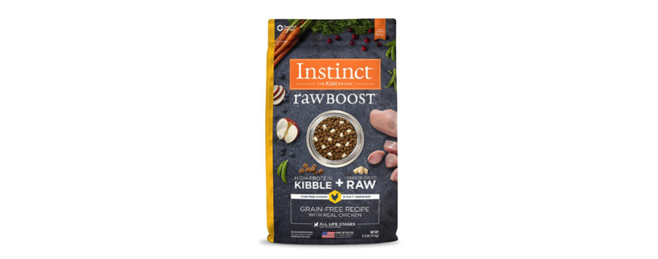 Instinct Raw Boost Dry Dog Food