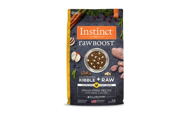 Instinct Raw Boost Grain Free Dry Dog Food