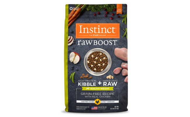 Instinct Raw Boost Healthy Weight Dry Dog Food
