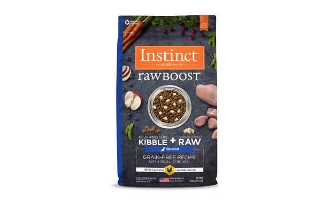 Instinct Raw Boost Senior Dry Dog Food