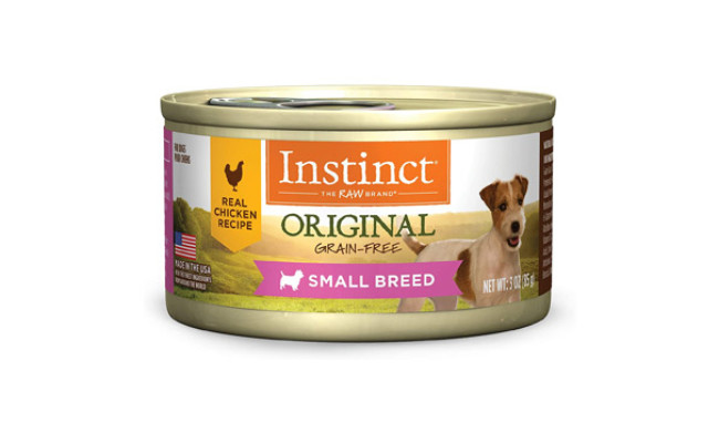 Instinct Small Breed Dog Food