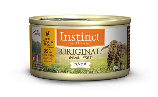 Instinct Wet Canned Cat Food