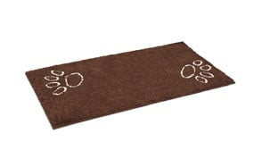 Internet's Best Chenille Dog Mat