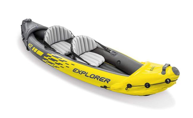 Intex Explorer K2 Kayak for Dogs