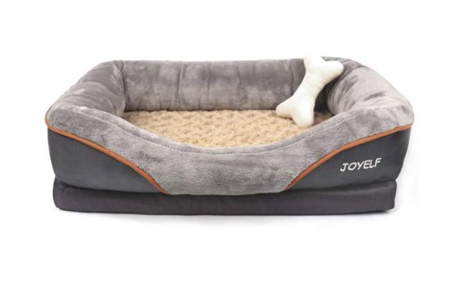 JOYELF Memory Foam Dog Bed