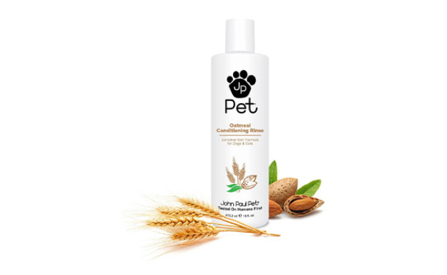 John Paul Pet Oatmeal Conditioning Rinse for Dogs