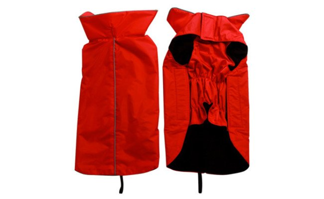 14. JoyDaog Fleece Lined Reflective Dog Jacket