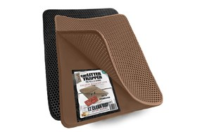 Jumbo Size Cat Litter Trapper by iPrimio
