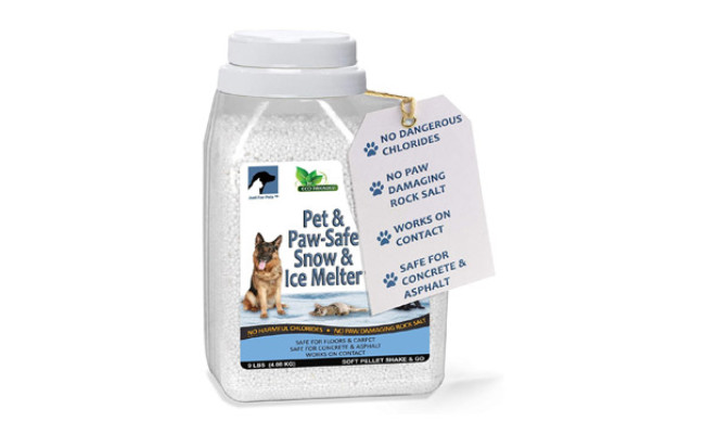Just For Pets Snow & Ice Melter