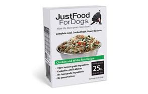 JustFoodForDogs Pantry Fresh Dog Food