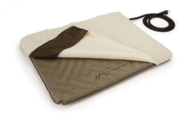 K&H Lectro Soft Heated Cat Bed