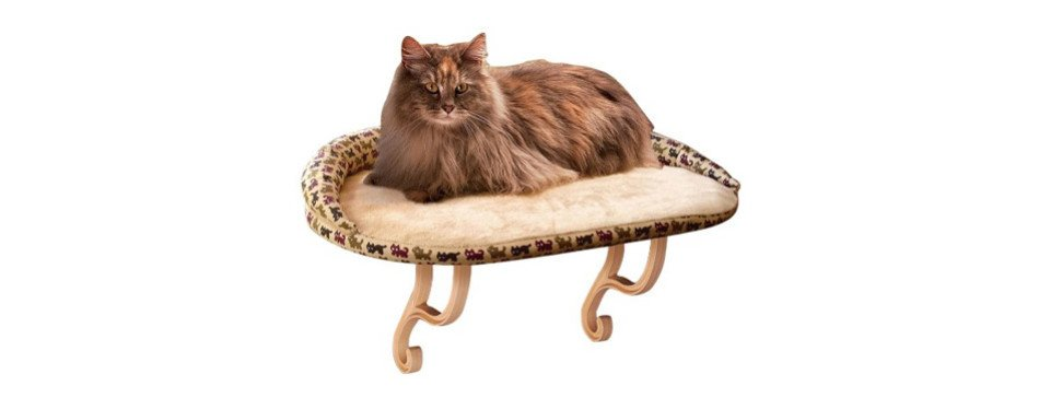 K&H Pet Products Deluxe Cat Window Perch