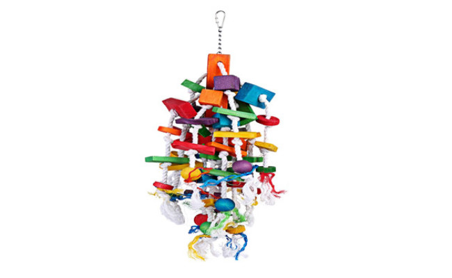 KINTOR Bird Chewing Toy