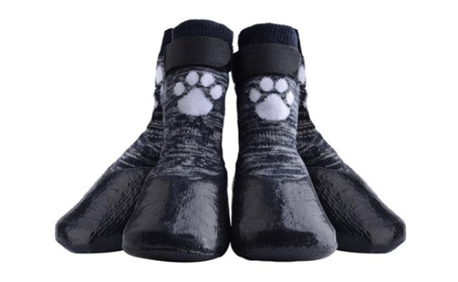 KOOLTAIL Anti Slip Dog Socks