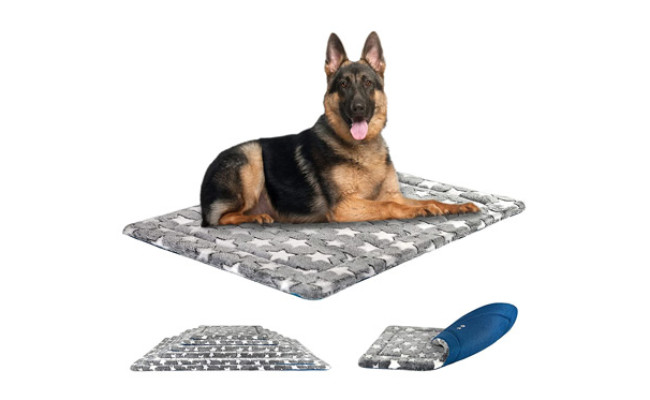 KROSER Pet Bed Mat
