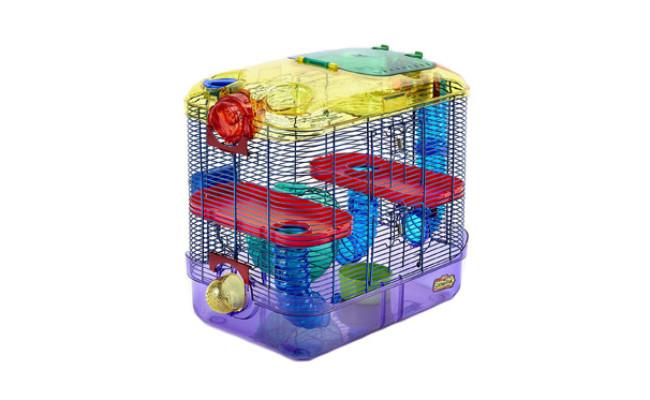 Kaytee 2-Level Mouse Habitat Cage