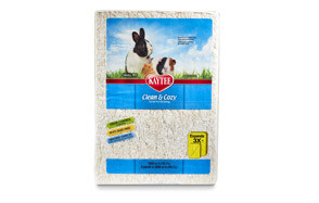 Kaytee Clean & Cozy Bedding for Rats