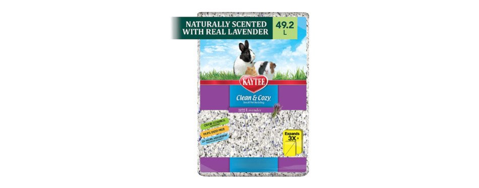 Kaytee Clean & Cozy Scented Small Animal Bedding