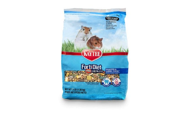 Kaytee Forti Diet Hamster Food