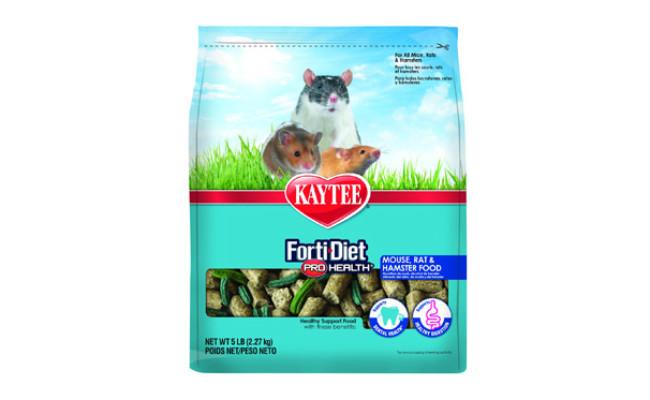 Kaytee FortiDiet ProHealth Hamster Food