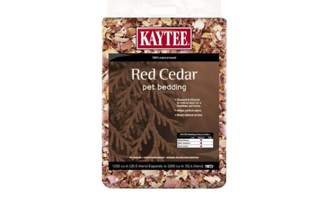 Kaytee Red Cedar Mulch for Dogs