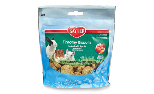Kaytee Timothy Biscuits Baked Treat