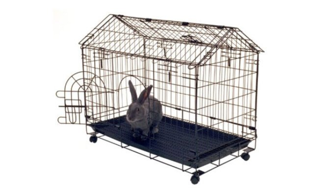 Kennel-Aire Cage For Small Animal