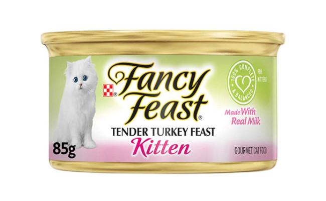 Kitten Canned Wet Cat Food