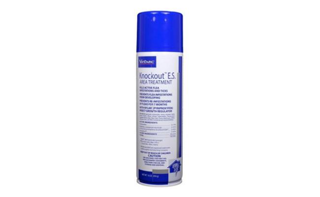 Knockout E.S. Area Treatment Carpet Spray by Virbac