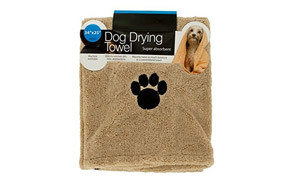 Kole Ultra Absorbent Dog Bath Towel
