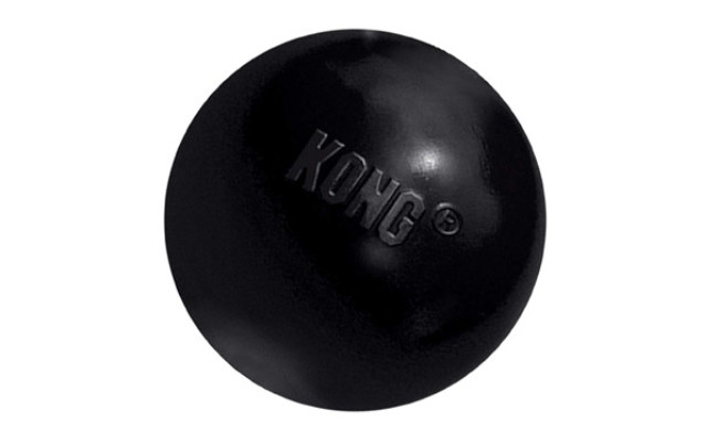 Kong Rubber Dog Ball