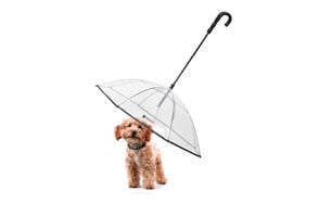 LESYPET Pet Umbrella with Leash