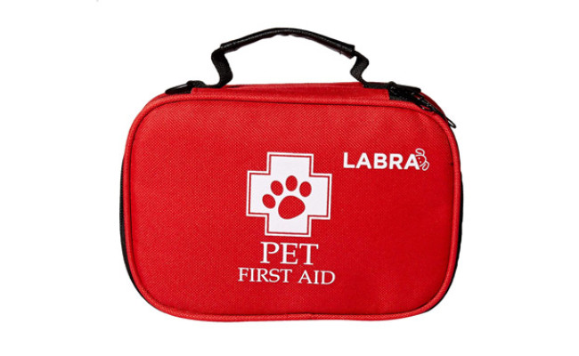 Labra Dog First Aid Kit for Emergencies