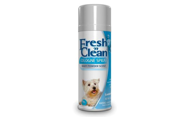 Lambert Kay Fresh Floral Scent Grooming Pet Cologne
