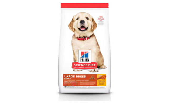 Large Breed Puppy Dry Food by Hill's Science Diet